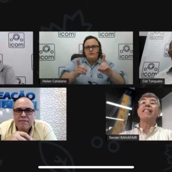 Webinar com Cid Torquato sobre comunicação entre surdos e ouvintes