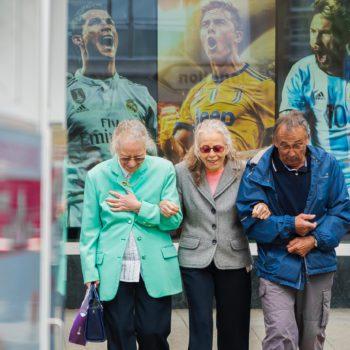 Perspectivas atuais do envelhecimento